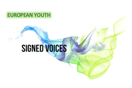 Deafway Deaf Charity North West Europe Signed Voices