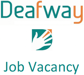 Deafway | Deaf Charity Preston, North West | Job Vacancies
